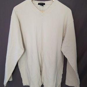 Kenneth Cole Lightweight Sweater V-Neck Size XL